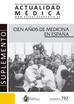 Cien Años de Medicina en España. Una Exposición y una voluntad